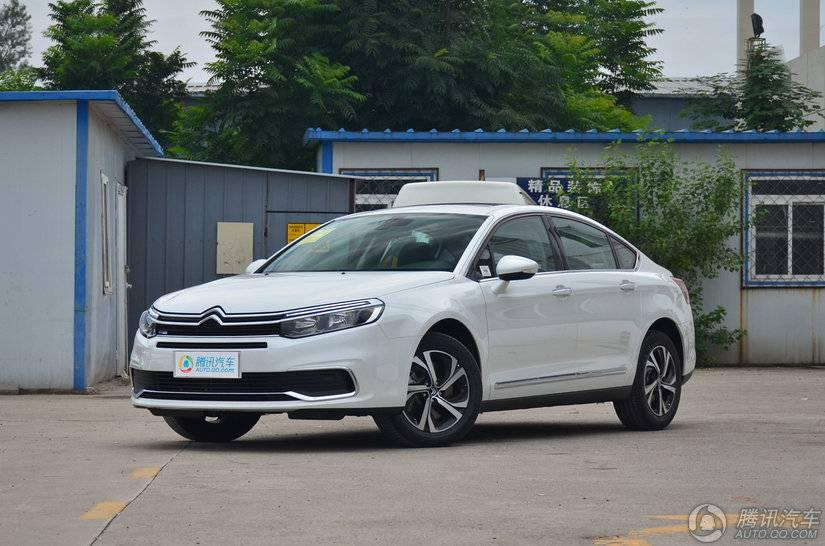 [腾讯行情]扬州 雪铁龙C5现金优惠2.6万元