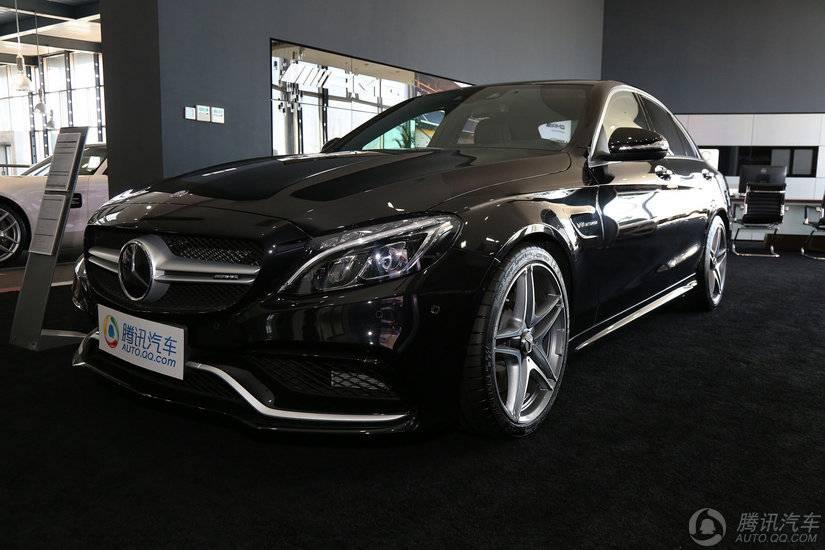[腾讯行情]扬州 奔驰C级AMG现金优惠8万