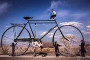 连豪车都远离的天价自行车