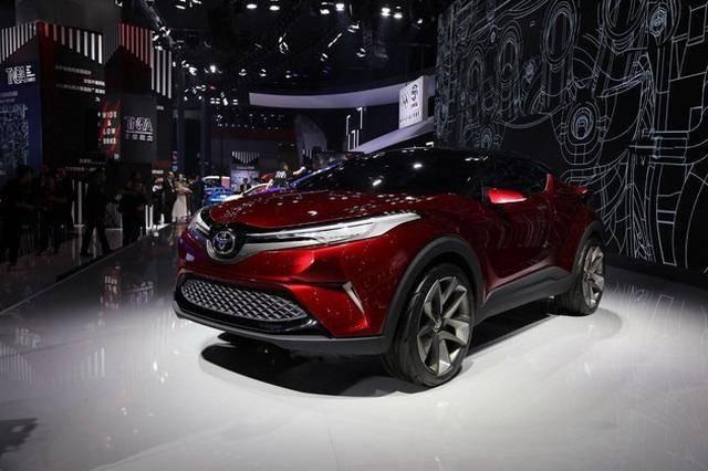 一汽丰田首款小型SUV奕泽 将2018年7月上市
