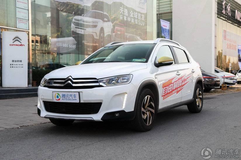 [腾讯行情]扬州 雪铁龙C3-XR优惠2.7万元
