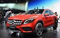 北京奔驰新款GLA将于6月上市 外观变化很大