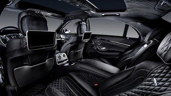 改装奔驰S63 AMG 令迈巴赫S 600汗颜