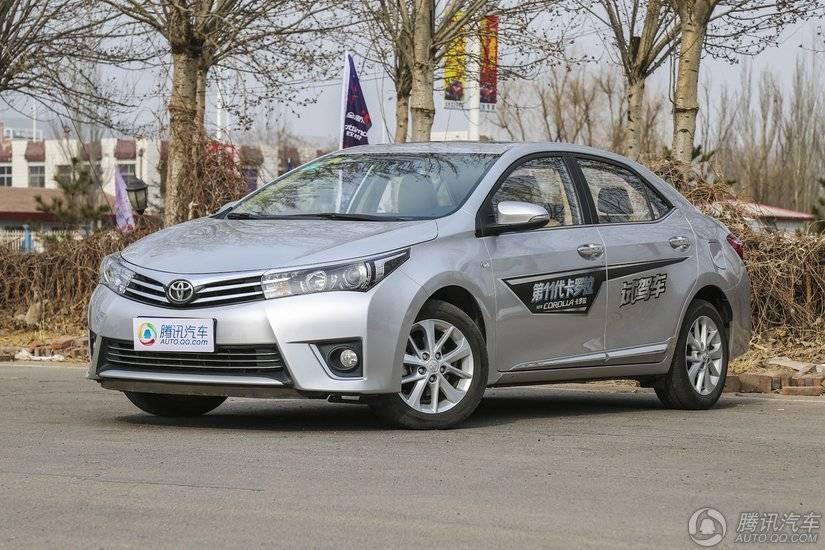 [腾讯行情]宜宾 丰田卡罗拉购车直降1万元