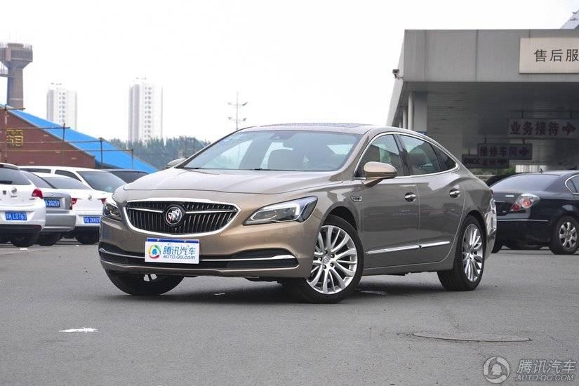 [腾讯行情]宜宾 别克君越购车优惠3.6万元
