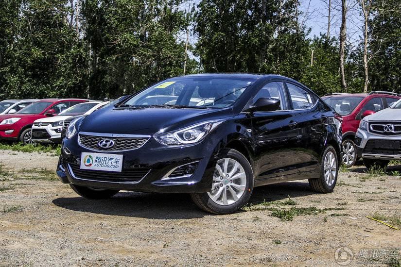 [腾讯行情]益阳 现代朗动购车优惠2.4万元