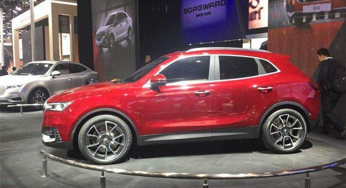 德系复出品牌全新SUV 12万不输百万宝马X6