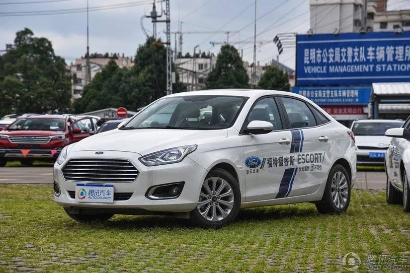 [腾讯行情]运城 福特福睿斯购车优惠2万元