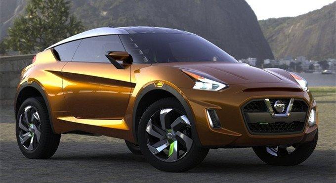 日产推出新款SUV 颜值要超越马自达