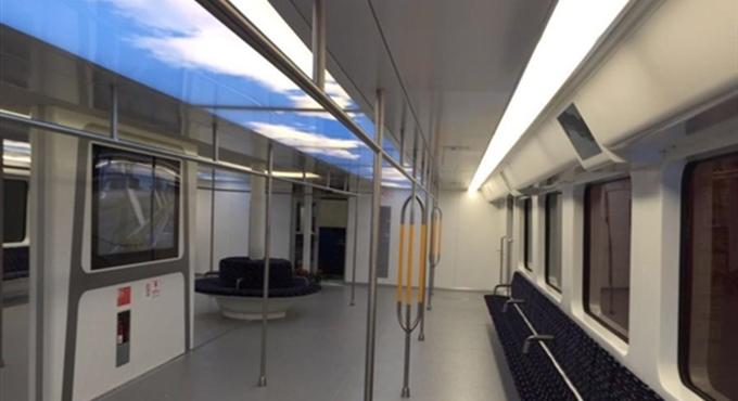 超级巴铁真的造出来了 可容纳300名乘客