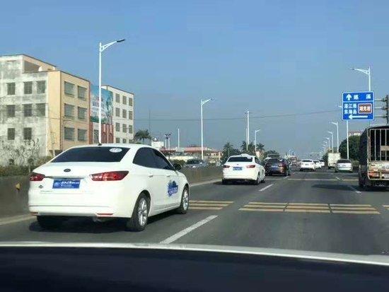 湛江正能第一期自驾游暨新一代福克斯上市会圆满结束