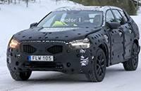 沃尔沃全新XC60预告图 下月日内瓦车展首发
