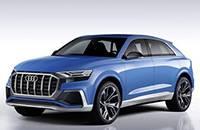 奥迪RS Q8概念车将于下月日内瓦车展亮相