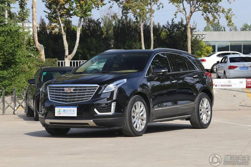 [腾讯行情]湛江 凯迪拉克XT5购车让利6万