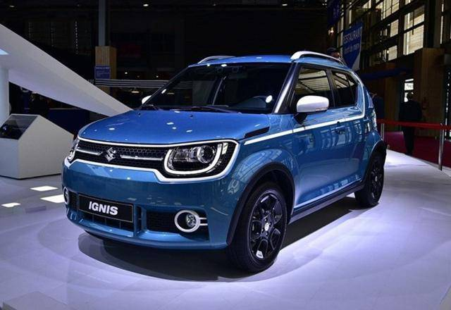 长安铃木将推全新小型SUV车型 可能为IGNIS