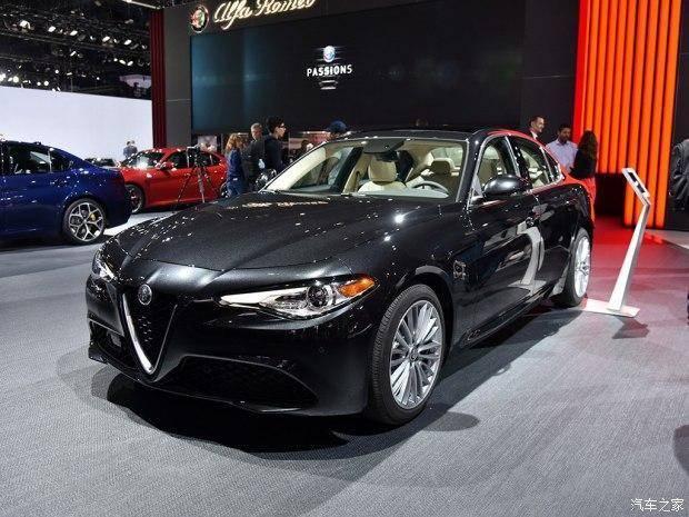 新Giulia海外售价公布 比宝马3系/M3贵