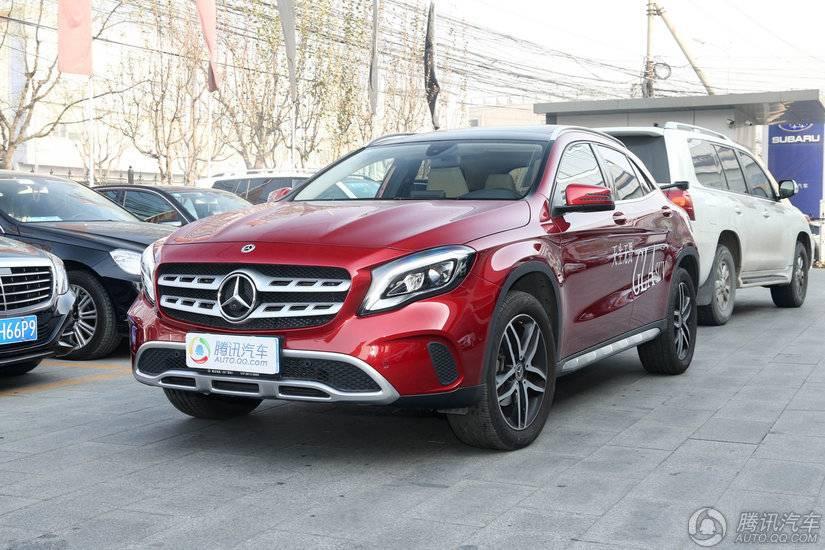[腾讯行情]肇庆 奔驰GLA优惠高达5.76万元