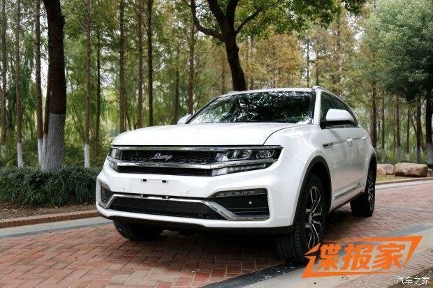 5月上市 大迈X7推1.8T/2.0T自动挡车型