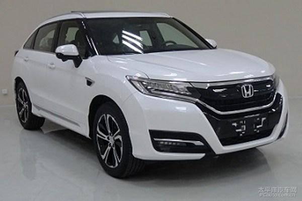 东风本田UR-V最新消息 或明年4月上市
