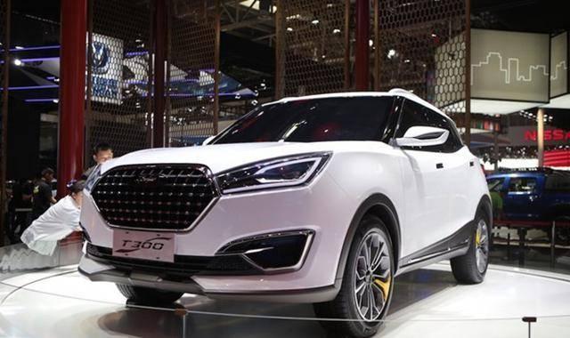 众泰2017年新车规划曝光 将推出7款新车型
