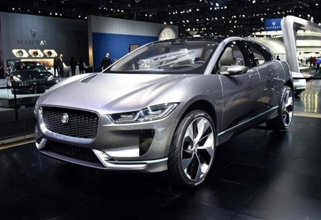 捷豹注册EV-TYPE商标 或推纯电动量产车