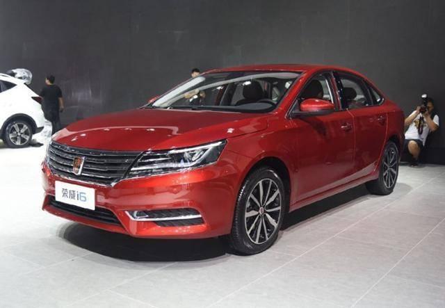 荣威i6将推出6款车型 预计售10-15万元