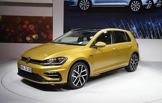 国产改款高尔夫下半年推 或广州车展首发