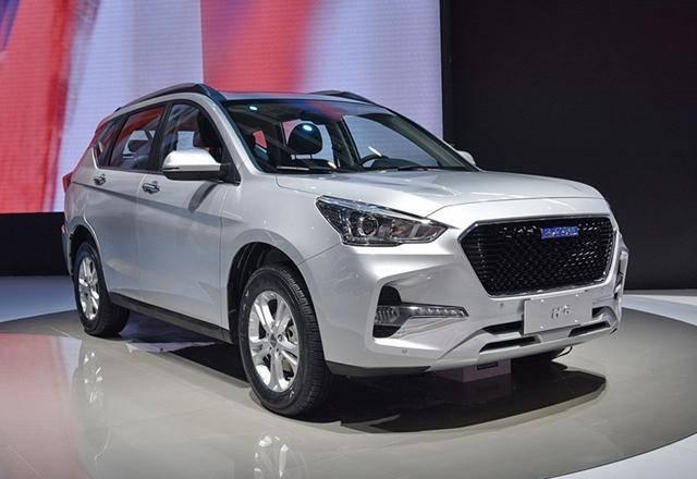 自主品牌SUV推出3款新车型 哈弗H6领衔