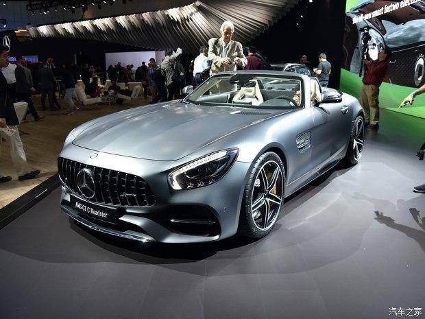 AMG GT家族将添新成员 2017年亮相