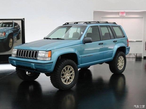 Jeep发布6款全新概念车 复古/越野/个性