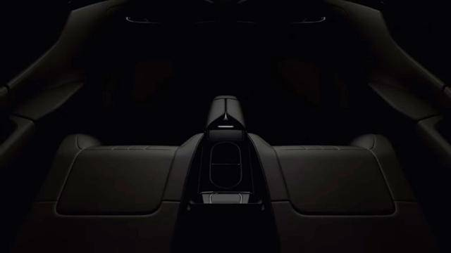 曝Faraday Future量产SUV内部座椅预告图