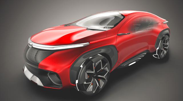 曝奇瑞新车计划 明年推全新紧凑型SUV