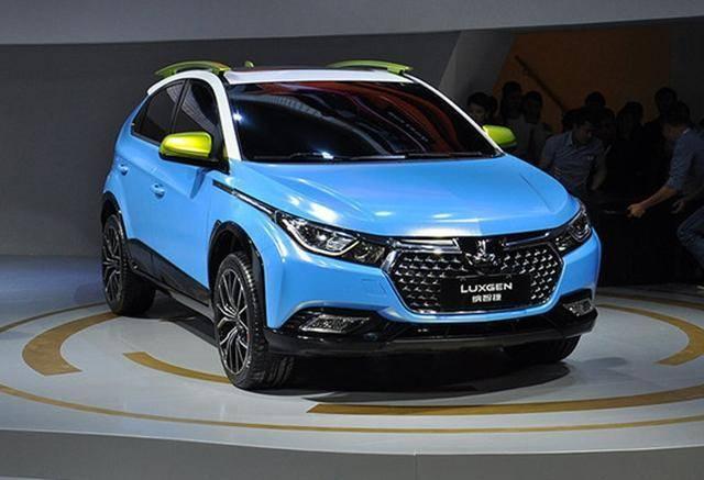 纳智捷全新小型SUV将11月上市 搭PSA发动机