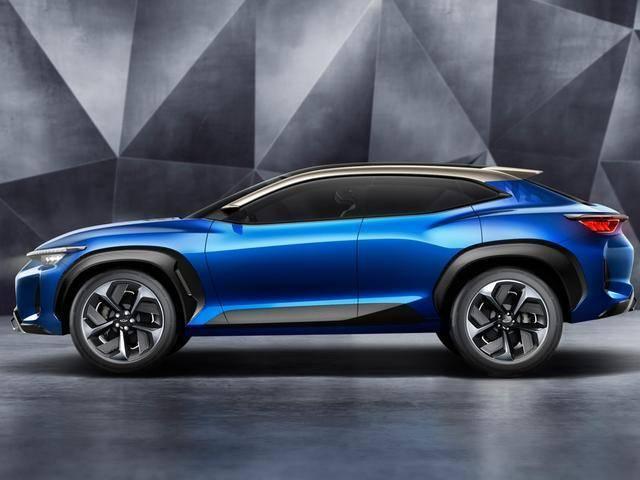 瑞虎轿跑SUV概念车首发 开辟全新细分市场