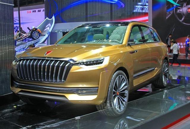 红旗有望推出中型SUV 直接竞争奥迪Q5