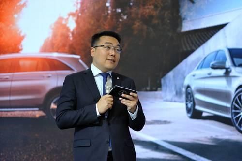 奔驰C级轿车及长轴距GLC SUV郑州上市