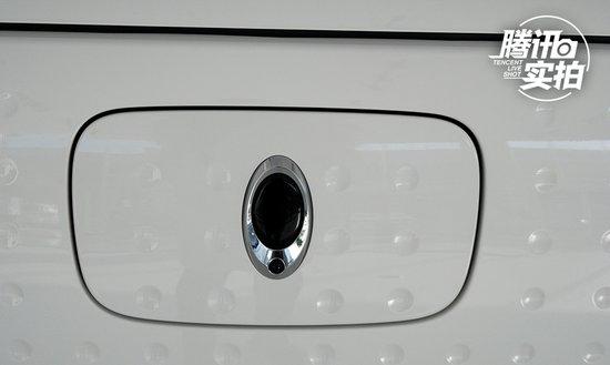 大眼萌——实拍欧拉R1