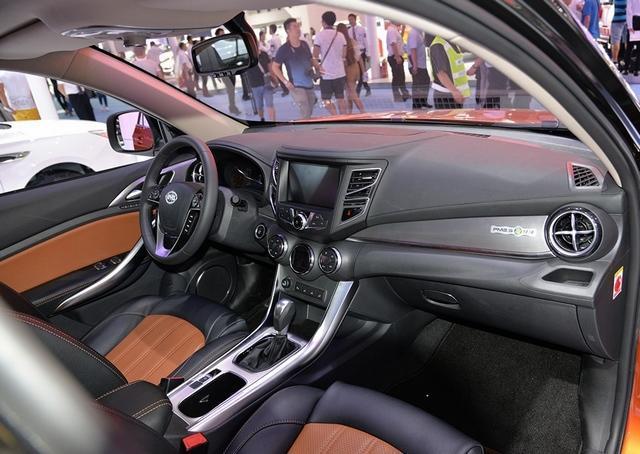 比亚迪宋燃油版预售10-15万 下半年上市