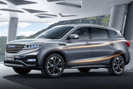 全领域精智大7座SUV君马SEEK 5郑州上市