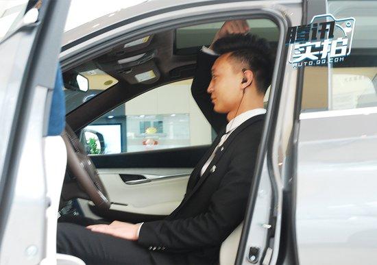 全新英菲尼迪QX50已到店  豪华SUV新选择