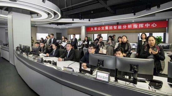 为进博会注入智能网联基因,宇通客车开启上海价值体验之旅