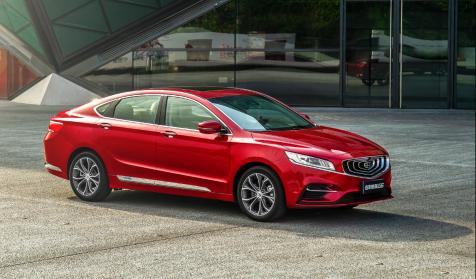 吉利汽车1月销量超15.8万辆,环比劲增70%