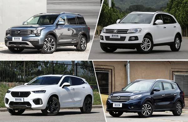 争做优等生 八月销量前四的自主中型SUV