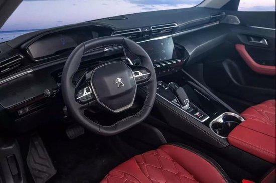 新一代东风标致508L到店 购车即赠5080元礼包