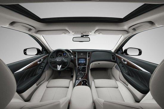 驾乘合一价值典范 英菲尼迪新Q50L即将上市