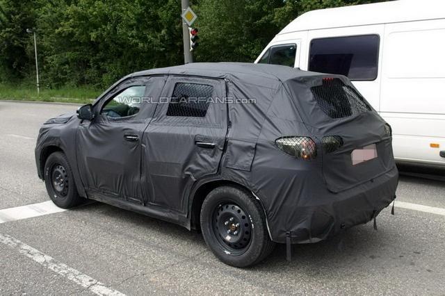 铃木全新小型SUV将搭载与锋驭相同的1.6L发动机-长安铃木明年推1.高清图片
