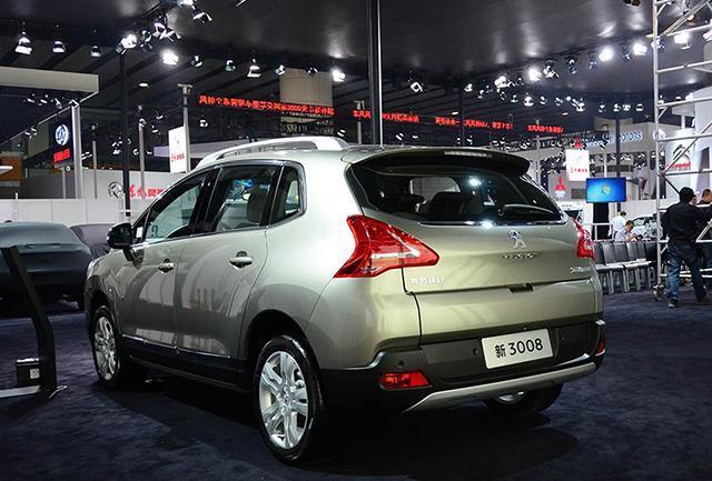 东风标致3008新款-性价比是王道 15万元热门城市SUV推荐高清图片