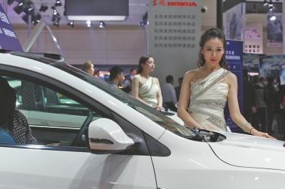大河春季车展开幕 500多款车遭遇 围抢