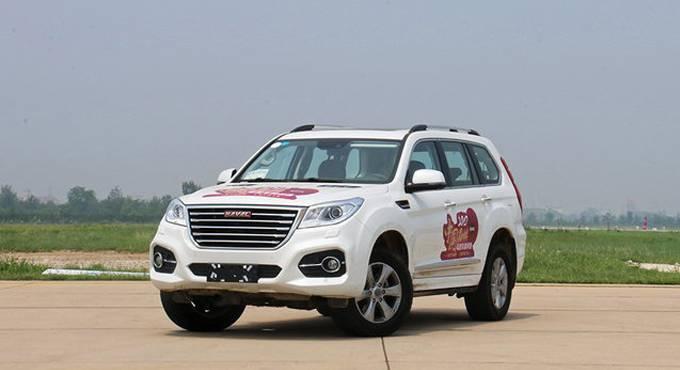 中国品牌年度车评选 SUV品质数据汇总