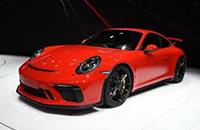 新911 GT3国内首秀 保时捷亮相成都车展